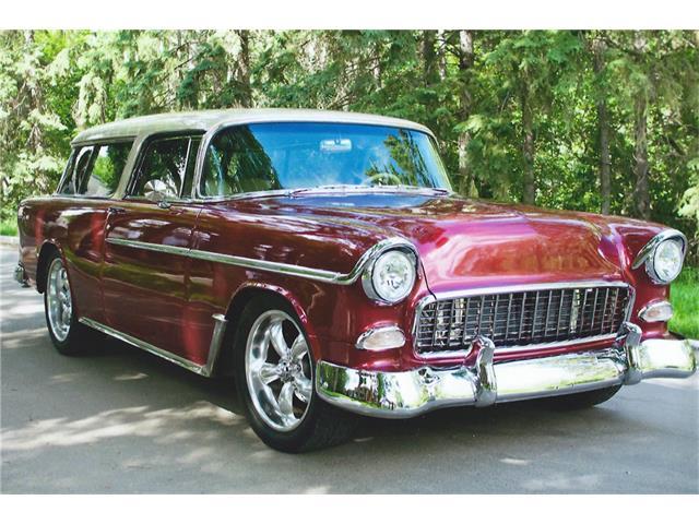 1955 Chevrolet Nomad | 929012