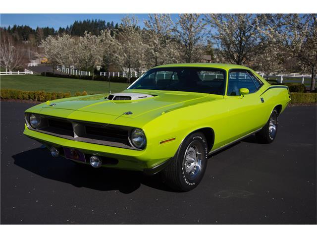 1970 Plymouth Cuda | 929021