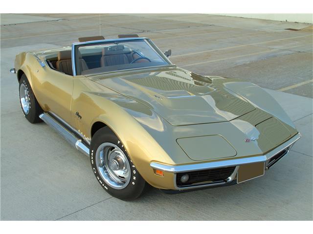 1969 Chevrolet Corvette | 929022