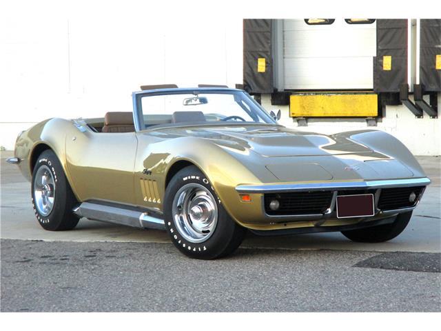 1969 Chevrolet Corvette   929022