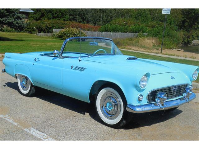 1955 Ford Thunderbird   929034
