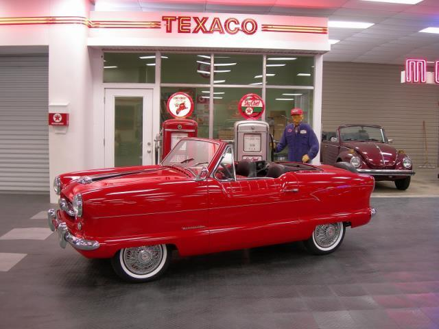 1954 Nash Metropolitan | 920904