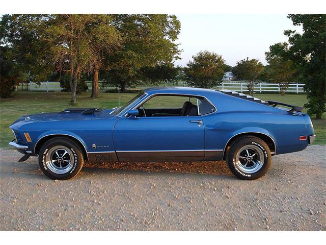 1970 Ford Mustang Mach 1 | 929041