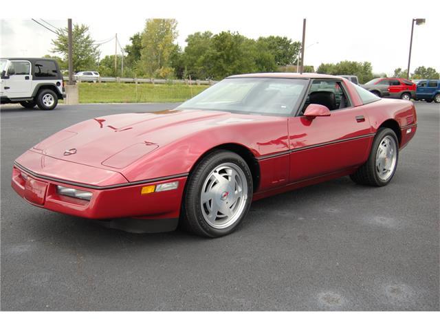 1989 Chevrolet Corvette | 929047