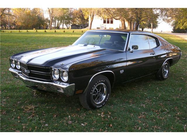 1970 Chevrolet Chevelle   929049