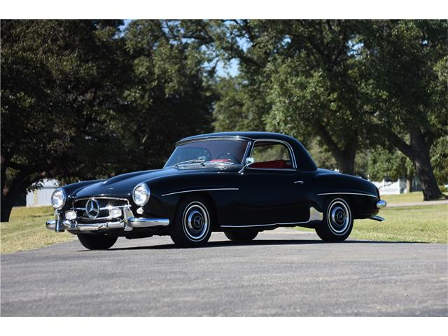 1958 Mercedes-Benz 190SL | 929054