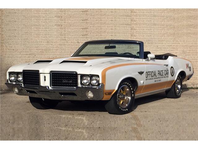 1972 Oldsmobile Hurst | 929063