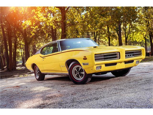 1969 Pontiac GTO (The Judge) | 929066