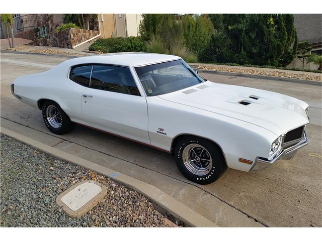 1970 BUICK GS 455 STAGE 1 | 929071