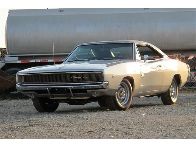 1968 Dodge Charger R/T | 929074