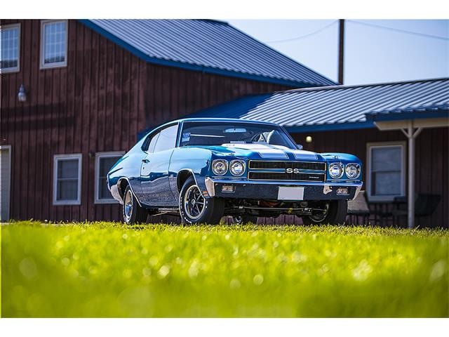 1970 Chevrolet Chevelle   929079