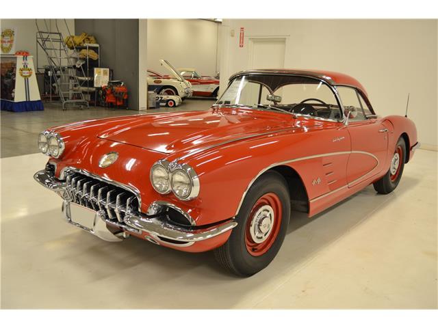 1960 Chevrolet Corvette | 929091