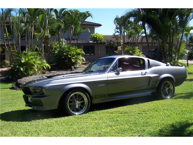 1968 Ford Mustang | 929112