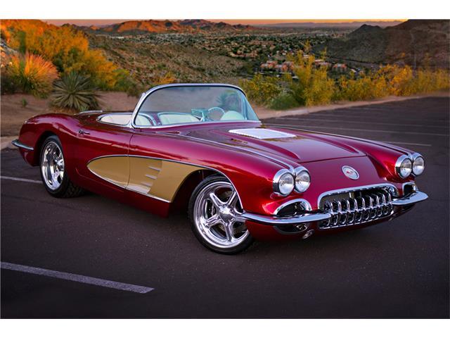 1958 Chevrolet Corvette | 929114