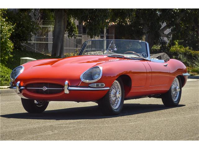 1966 Jaguar XKE | 929119