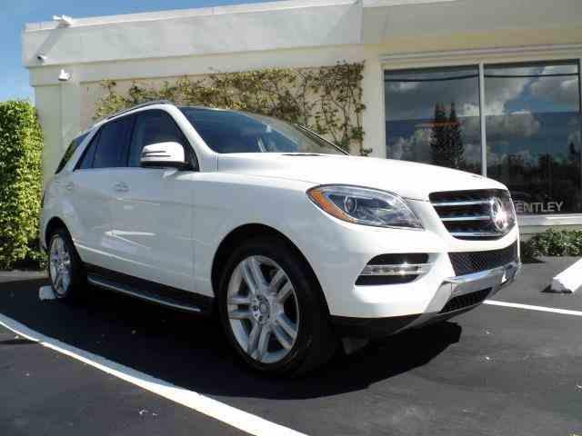 2014 Mercedes-Benz ML350 | 920913