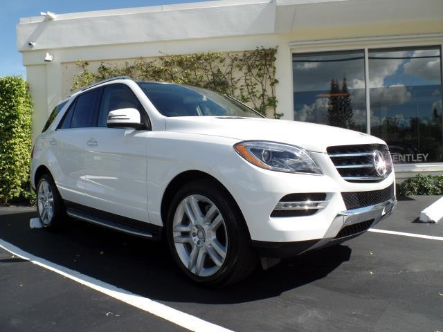2014 Mercedes-Benz ML350 | 920913