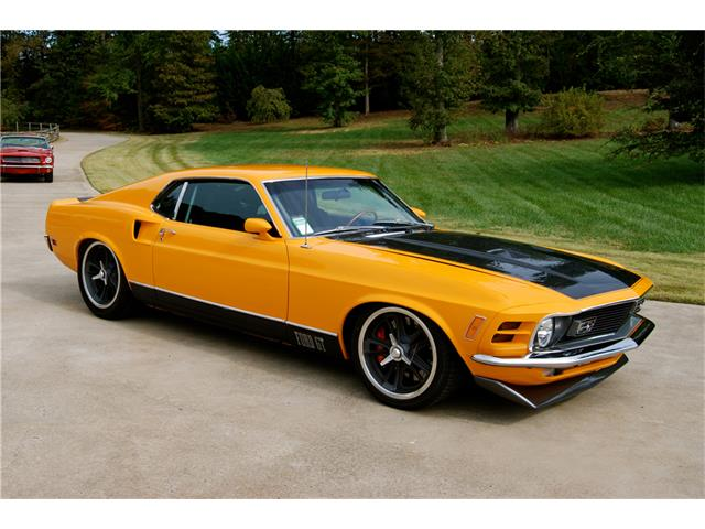 1970 Ford Mustang | 929131