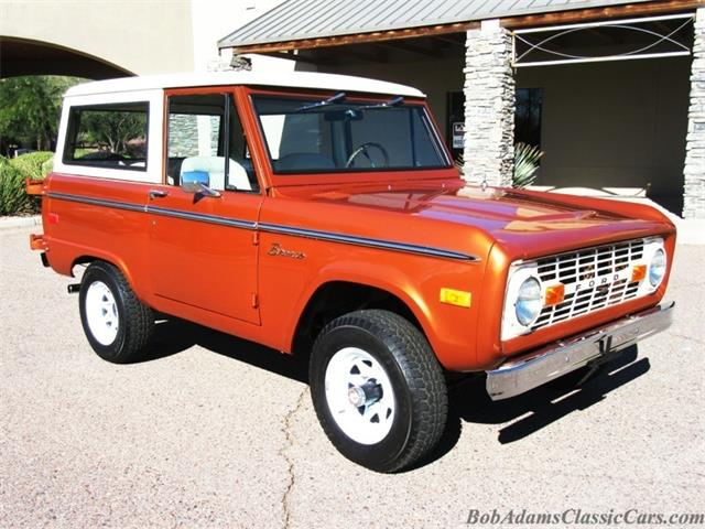 1974 Ford Bronco | 929136
