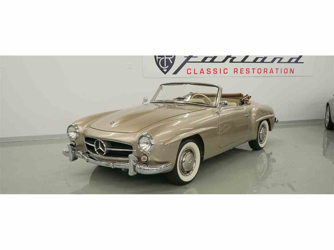 1959 mercedes benz 190sl for sale cc for Mercedes benz englewood service