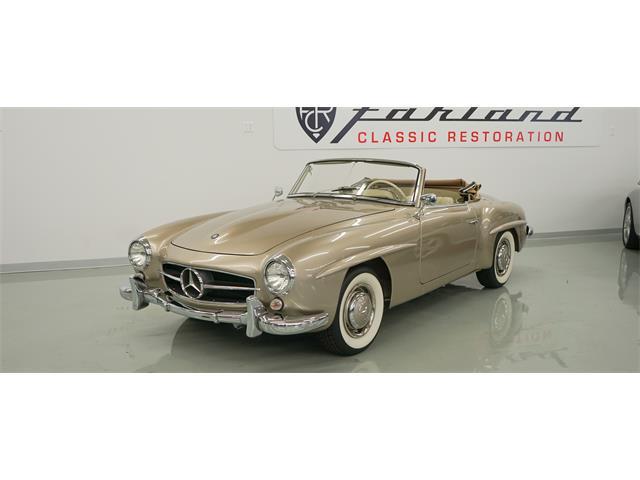 1959 Mercedes-Benz 190SL | 929138