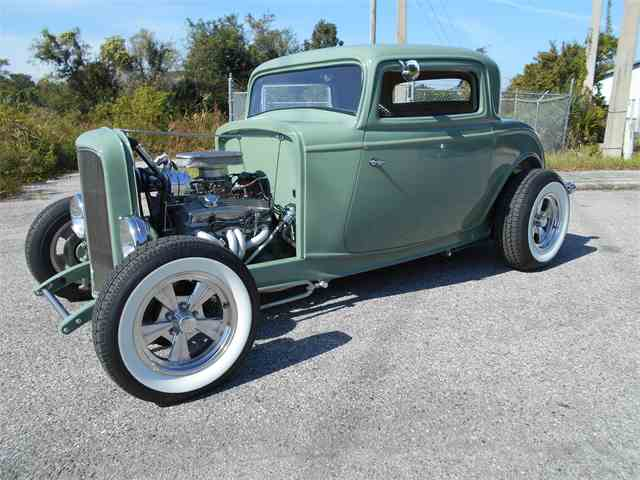 1932 Ford 3-Window Coupe | 929148