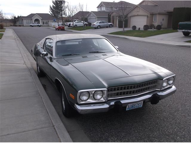 1973 Plymouth Satellite | 929151