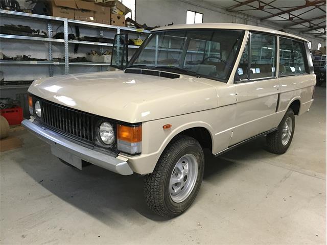 1979 Land Rover Range Rover | 929156