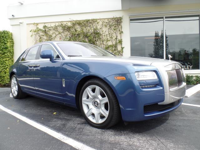 2011 Rolls-Royce Silver Ghost | 920916