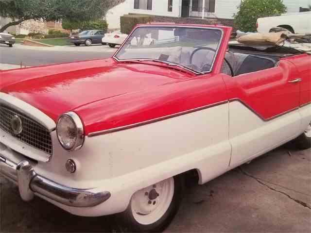 1958 Nash Metropolitan | 929164