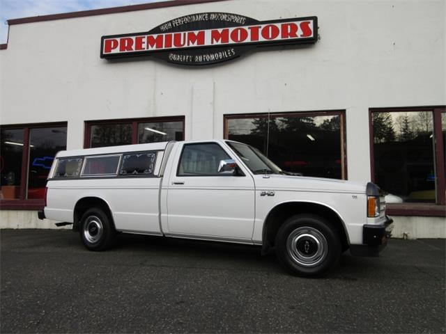 1982 Chevrolet S10 | 929165