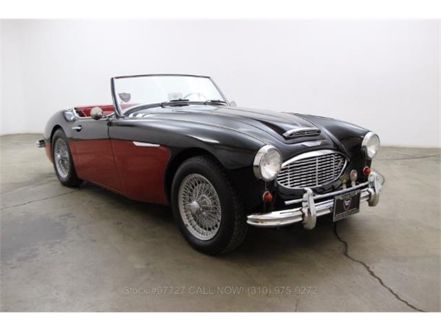 1957 Austin-Healey 100-6   929175