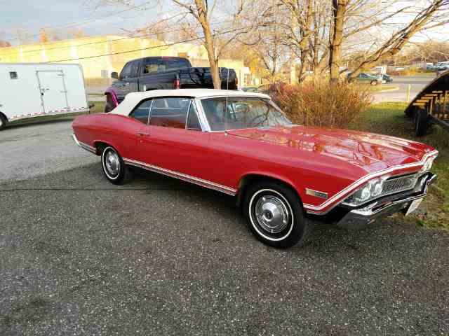 1968 Chevrolet Chevelle | 929184