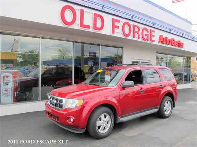 2011 Ford Escape | 929187