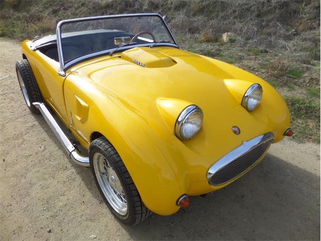 1961 Austin-Healey Sprite | 929193
