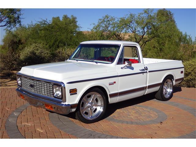1972 Chevrolet Cheyenne | 929197