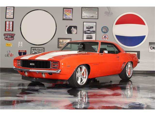 1969 Chevrolet Camaro | 929198