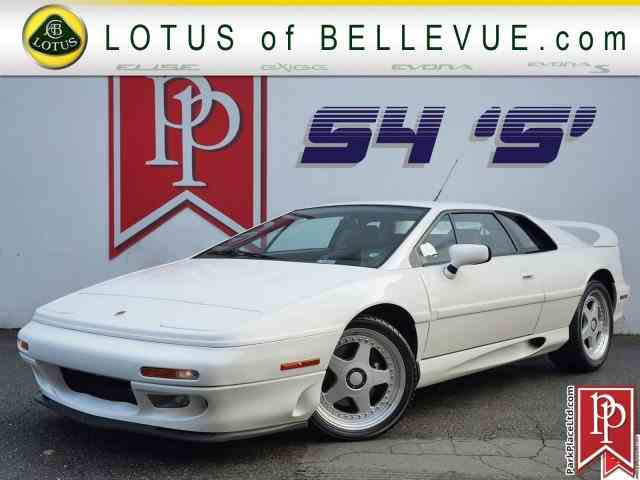 1995 Lotus Esprit S4 'S' | 920920