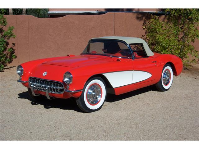 1957 Chevrolet Corvette | 929202