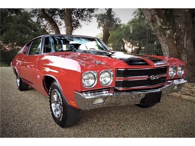 1970 Chevrolet Chevelle   929206