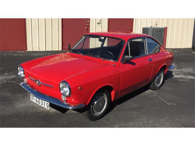 1967 Fiat Sport 850 | 929207