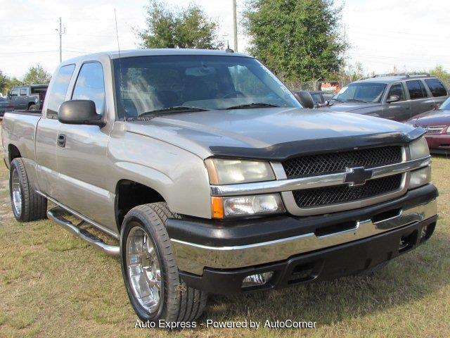 2003 Chevrolet Silverado | 929215