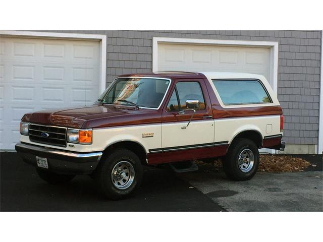 1991 Ford Bronco | 929217