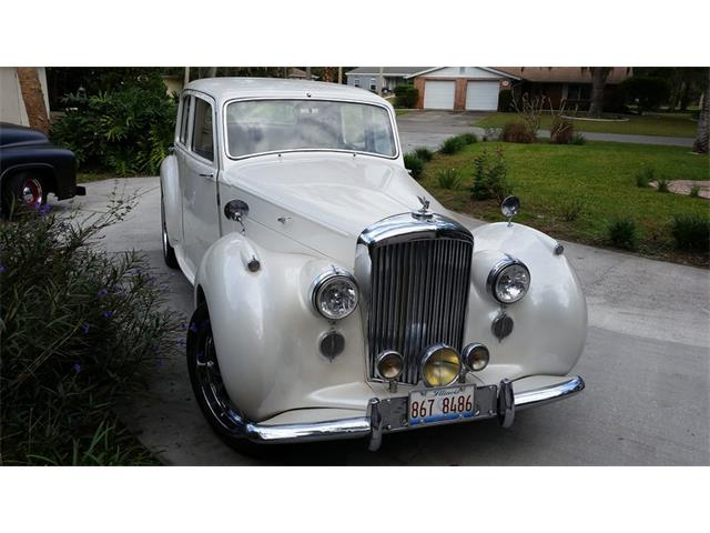 1947 Bentley Mark VI | 929218