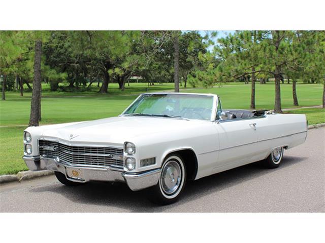 1966 Cadillac DeVille | 929225