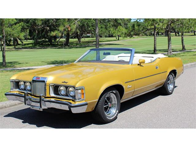 1973 Mercury Cougar XR7 | 929229