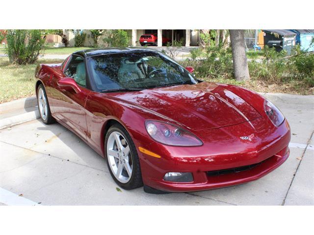 2007 Chevrolet Corvette | 929232