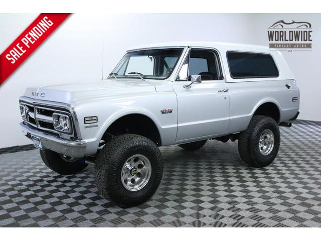 1970 GMC Jimmy | 929236