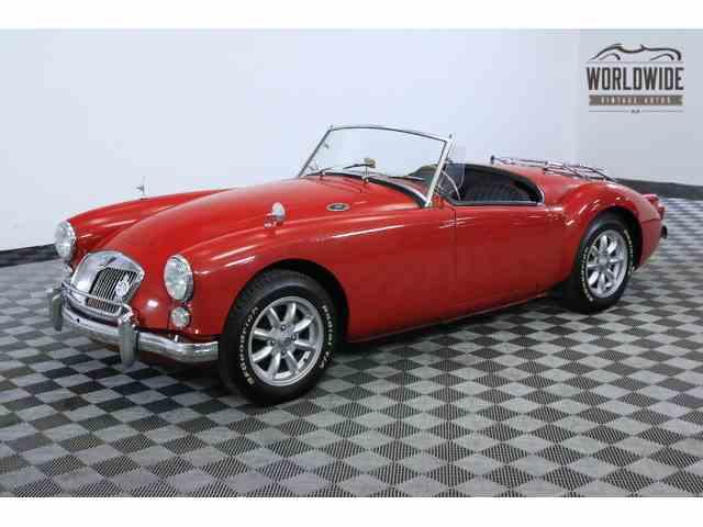 1961 MG MGA 1600 MK1 CONVERTIBLE | 929237