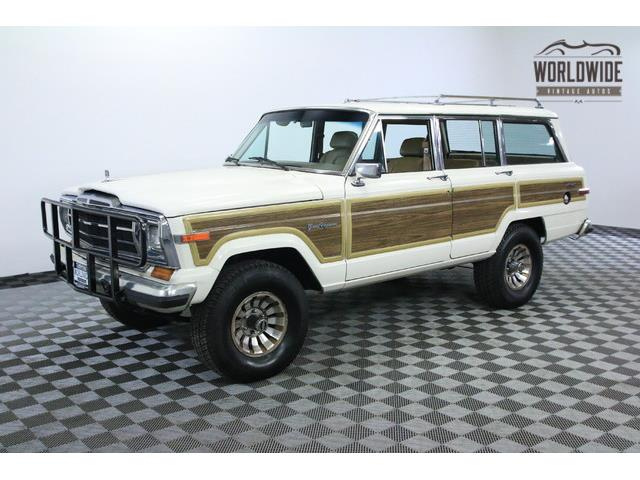1988 Jeep Wagoneer   929238
